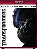 TRANSFORMERS HD DVD 2 DISC SPECIAL EDITION