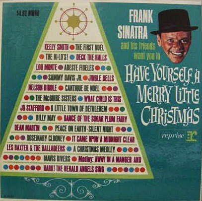 Frank Sinatra - Merry Little Christmas - Zortam Music