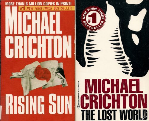 a review of michael crichtons science fiction novel the lost world