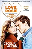 Cecelia Ahern Love, Rosie (Where Rainbows End)