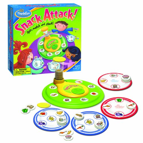 ThinkFun Snack Attack - 1