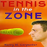 img - for Tennis in the Zone book / textbook / text book