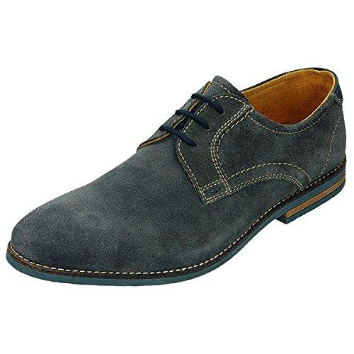 klondike-hombre-halbschuhe-550385-color-gris-talla-41-eu