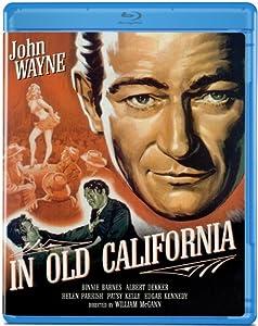 In Old California [Blu-ray]