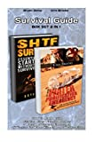 img - for Survival Guide BOX SET 2 IN 1: How To Make A Fire. Starting Fires Without Matches + Water Purification Emergency. 25 Tactics for Water Filtration and ... books, survival, survival books) (Volume 5) book / textbook / text book