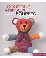 Doudous animaux et poupées