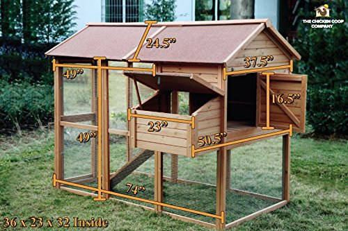 The Orpington Lodge Chicken Coop Hen House (Urban Coop Company compare prices)