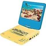 Gru: Mi Villano Favorito - Los Minions: Reproductor de DVD portátil (Lexibook DVDP6DES)