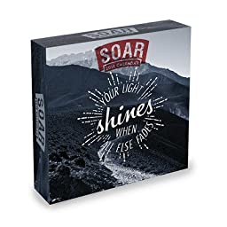 Soar to Success Desk Calendar by TF Publishing 2016