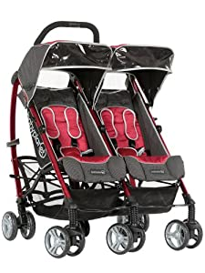 Baby Planet Unity Sport Stroller Red Tech