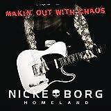 Songtexte von Nicke Borg Homeland - Ruins of a Riot