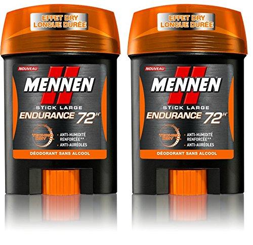Mennen Deodorante Stick Man Endurance 72h 50ml - Lotto di 2