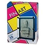 Sculptures clous 3d (pin art)