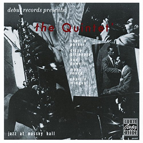 The Quintet - Jazz at Massey Hall (CD)