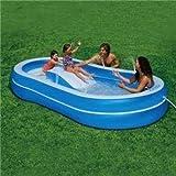 The Wet Set Slide N Spray Fun Pool