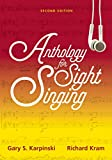 img - for Anthology for Sight Singing (Second Edition) book / textbook / text book