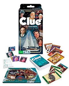 Clue at Sea