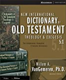 New International Dictionary of Old Testament Theology & Exegesis 5.1 for Windows