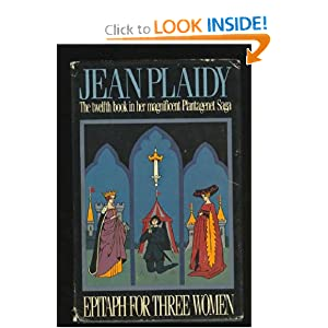 Epitaph for Three Woman - Jean Plaidy