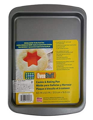 OvenStuff Non-Stick 15.5 Inch x 10.5 Inch Sheet Cake and Jelly Roll Pan