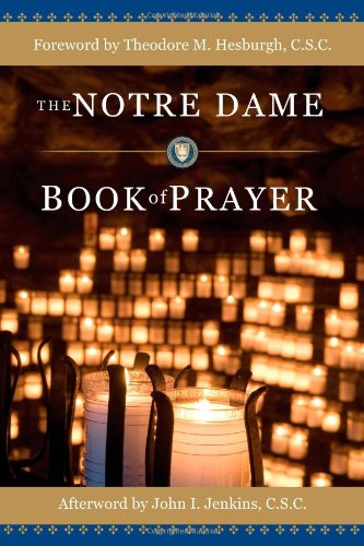 The Notre Dame Book of Prayer, Office of Campus Ministry