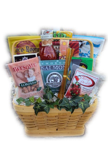 Deluxe Pain Relief Gift &amp; Get Well Basket