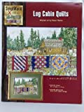img - for Log Cabin Quilts, Cross Stitch book / textbook / text book
