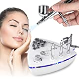 2 in1 Professional Diamond Microdermabrasion Dermabrasion Machine Facial Care Skin Equipment Water Spray Exfoliation Beauty Machine For Removal Wrinkle for Home Use