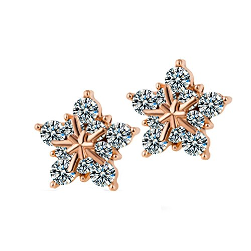 yc-top-charm-star-cubic-zirconia-18k-rose-gold-plated-lady-stud-earrings