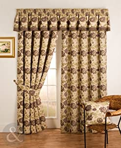 Vintage jacquard cream purple curtains 90x90 luxury for Living room curtains 90x90