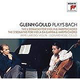 Plays Bach: The 6 Sonatas for Violin & Harpsichord