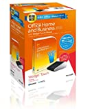 Microsoft Office Home and Business 2010 通常版 with Wedge Touch Mouse