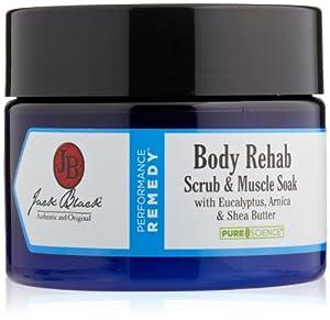 Jack Black Body Rehab Scrub & Muscle Soak, 14.25 oz. from Jack Black