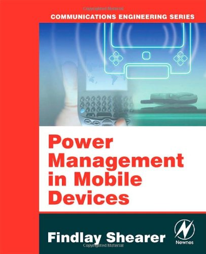 Power Management in Mobile Devices (Communications Engineering)