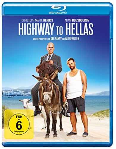 Highway to Hellas [Blu-ray]