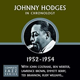 Complete Jazz Series 1952 - 1954