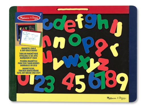 Magnetic Chalkboard/Dry Erase Board - (Child) - 1
