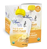 Best way to buy Plum Organics Tots Fruit and Grain Mish Mash, Banana, Rice and Quinoa,...