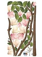 Ambiance Live Vinilo Decorativo Pink Magnolia Multicolor