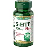 Nature's Bounty 5-HTP 100mg  60 count