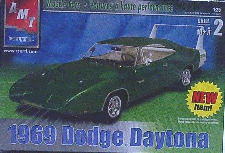 AMT 1969 Dodge Daytona 1:25