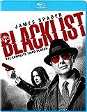 Blacklist: Season 3 [Blu-ray] [Import]
