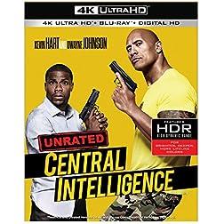 Central Intelligence [4K Ultra HD + Blu-ray]