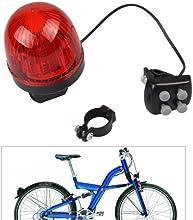 Dcolor Bike Bicycle Cycling Electronic Loud Siren Horn Beeper