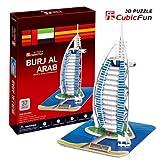 CUBICFUN BURJ AL ARAB(DUBAI) 3D PUZLE