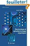 Electronique et opto�lectronique orga...
