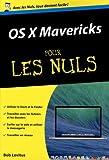 echange, troc Bob LEVITUS - OS X Mavericks poche pour les Nuls