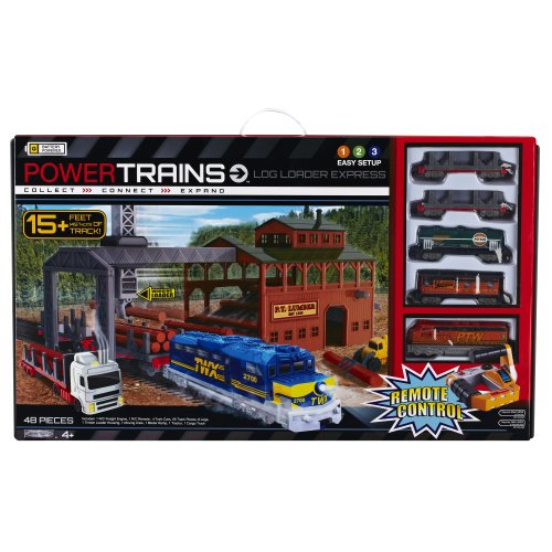 Power Trains RC Log Loader Express