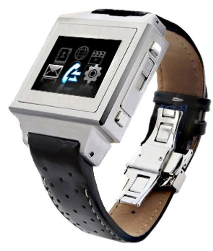 sWaP SIGNATURE Sophisticated Executive Sim Free Mobile Phone Watch Black Friday & Cyber Monday 2014