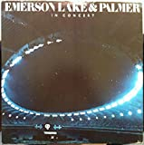 EMERSON LAKE & PALMER in concert LP Mint- SD 19255 Vinyl 1979 Record